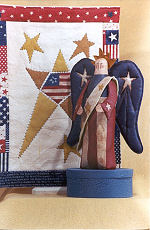 Collectible Cloth Doll - Miss America