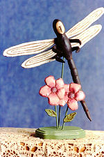 Collectible Cloth Doll - Dragon Fly